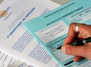 Dossier De Surendettement Commission Consequences Surendettement