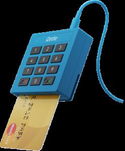 carte de paiement simplifiée