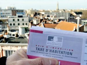 Suppression de la taxe d'habitation 2018