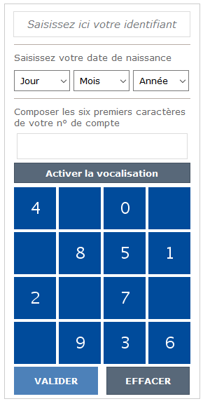 Acceder Et Consulter Ses Comptes A La Banque Postale Tutoriel