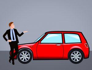 prêt auto pour achat d'un véhicule