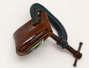 Mauvaise situation financière