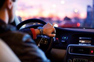 Liées à la conduite du véhicule