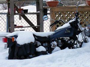 Assurance moto hivernage